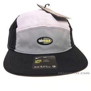 Nike AW84 Aerobill Air Max 5 Panel Strapback Hat